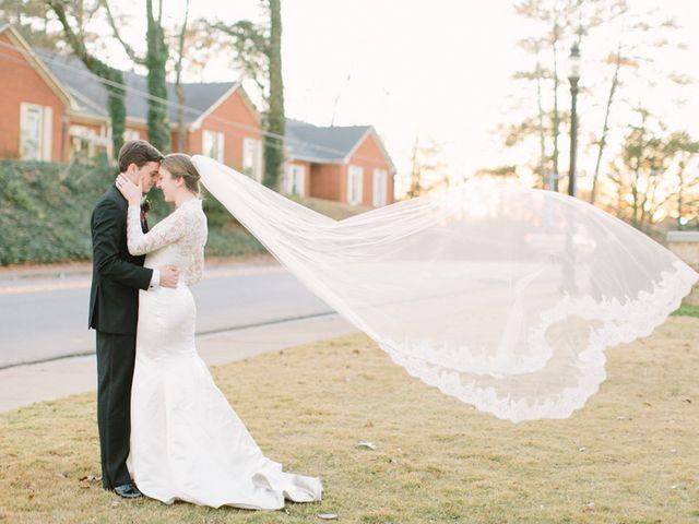 Marie and Adam's Wedding in Birmingham, Alabama 13