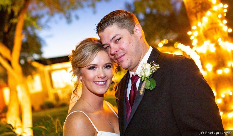 Johnathan and Hailee's Wedding in Tucson, Arizona