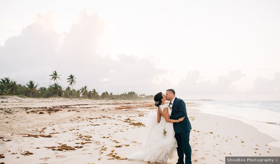 Michael and Christina's Wedding in Punta Cana, Dominican Republic