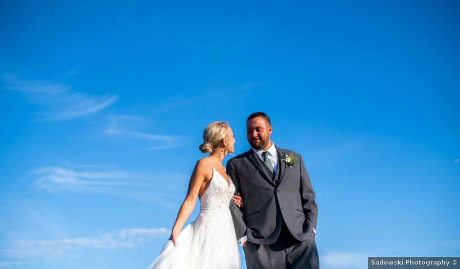 Chris and Hannah's Wedding in South Berwick, Maine