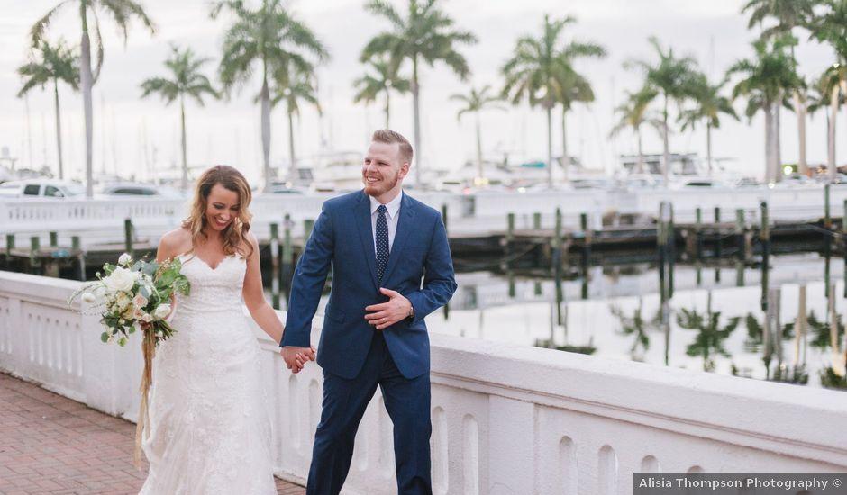Luke and Yana's Wedding in Bradenton, Florida