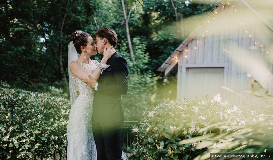 Alisa and Benjamin's Wedding in Roswell, Georgia
