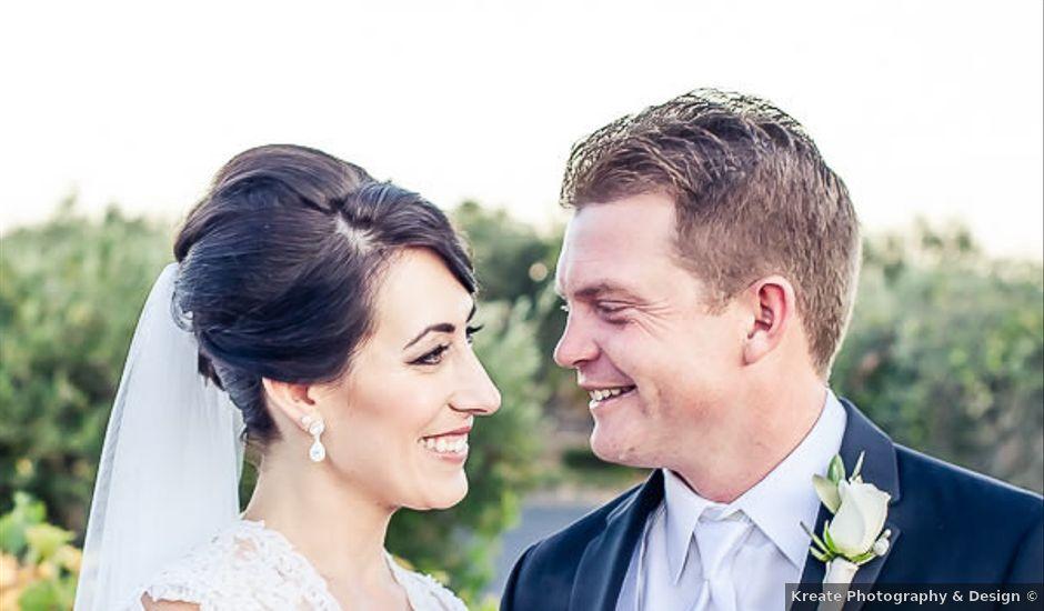 Stephanie and Cameron's Wedding in Sonoma, California
