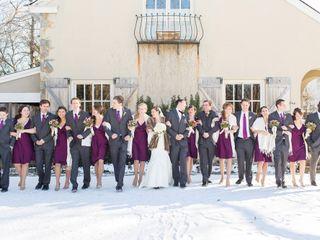 The wedding of Matthew and Haley 2