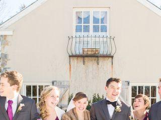 The wedding of Matthew and Haley 3
