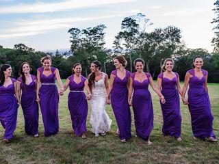 Brooke and Mark's Wedding in North Kingstown, Rhode Island 3
