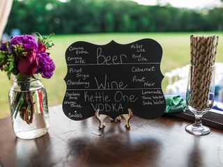 Brooke and Mark's Wedding in North Kingstown, Rhode Island 8