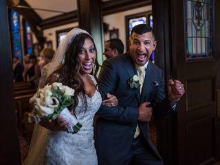 Brooke and Mark's Wedding in North Kingstown, Rhode Island 6