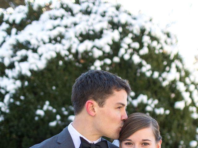Haley and Matthew's Wedding in Alexandria, Virginia 1