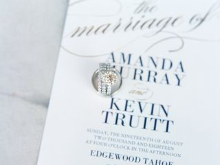 The wedding of Amanda and Kevin 1