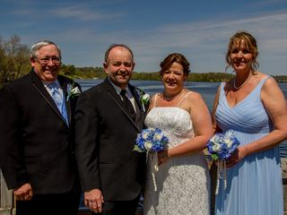 The wedding of Nick and Jenny 1