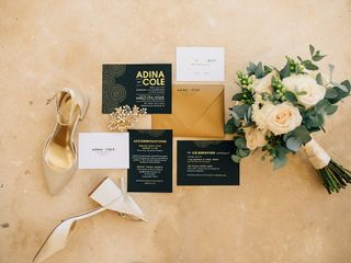 The wedding of Adina and Cole 2
