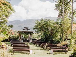 The wedding of Jean and Daneysha 1