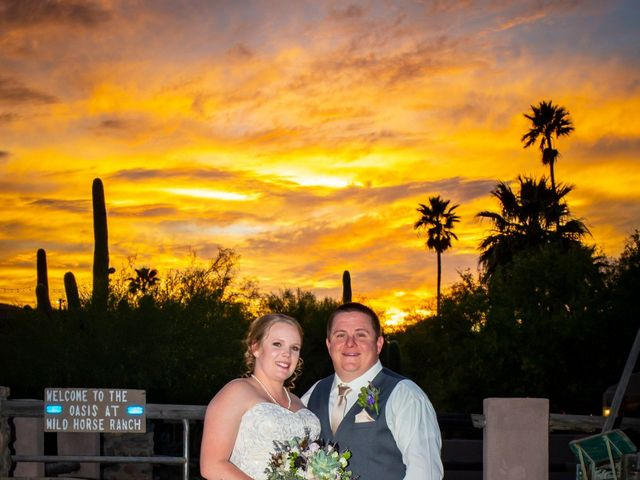 Noah and Chelsea's Wedding in Tucson, Arizona 4
