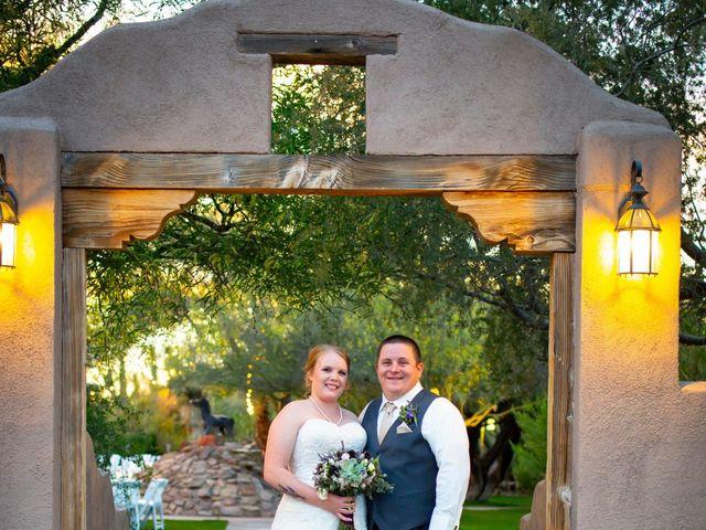 Noah and Chelsea's Wedding in Tucson, Arizona 5