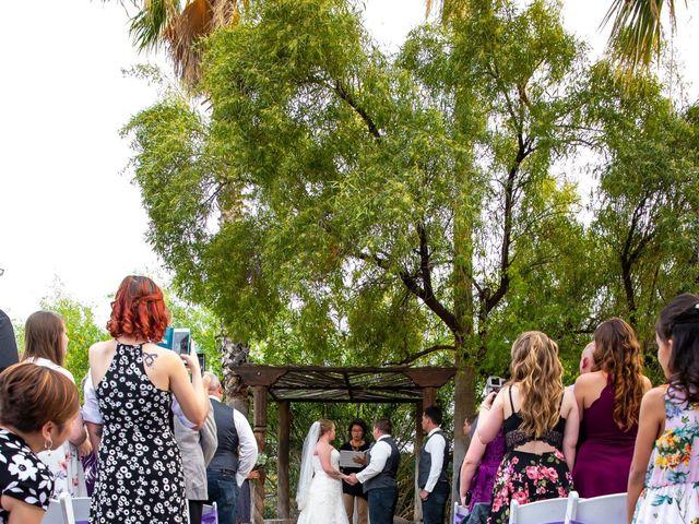 Noah and Chelsea's Wedding in Tucson, Arizona 7