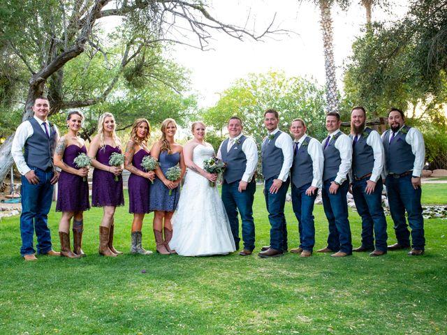 Noah and Chelsea's Wedding in Tucson, Arizona 8