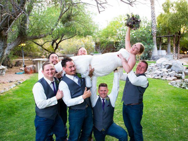 Noah and Chelsea's Wedding in Tucson, Arizona 10