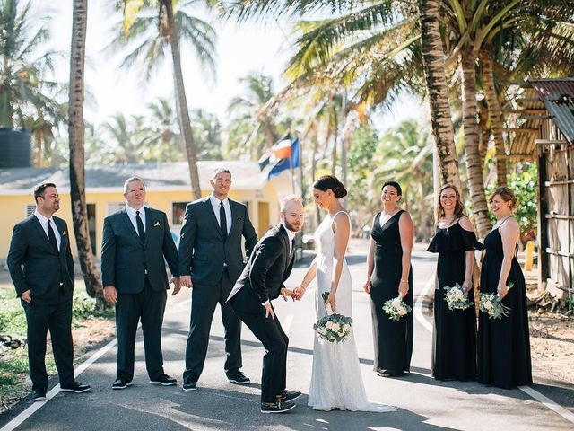 Cole and Adina's Wedding in Punta Cana, Dominican Republic 1