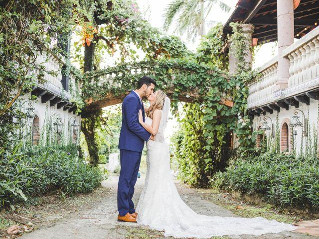 The wedding of Jean and Daneysha