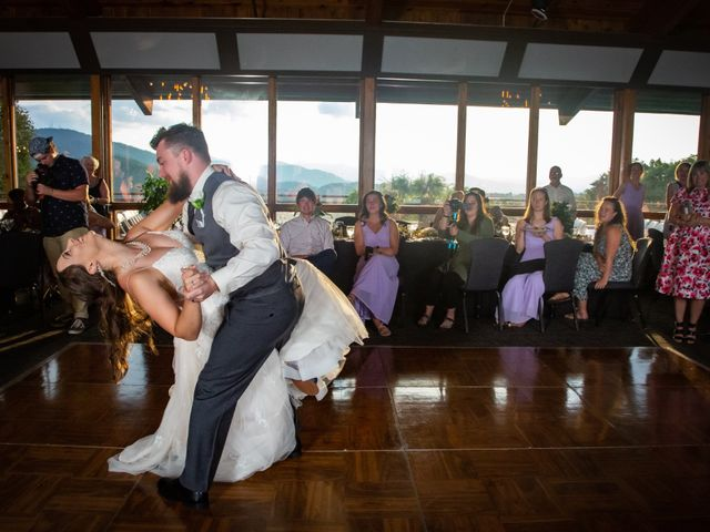 Sam and Emily's Wedding in Asheville, North Carolina 3