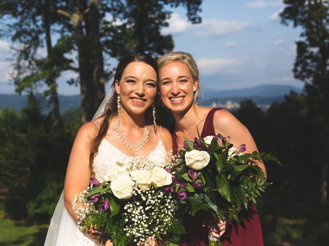 Sam and Emily's Wedding in Asheville, North Carolina 6