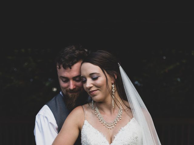 Sam and Emily's Wedding in Asheville, North Carolina 1