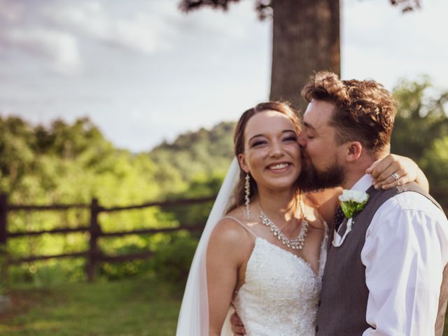 The wedding of Emily and Sam