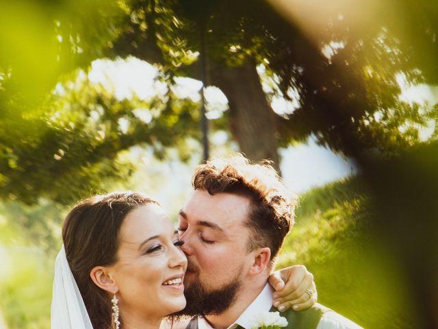 Sam and Emily's Wedding in Asheville, North Carolina 2