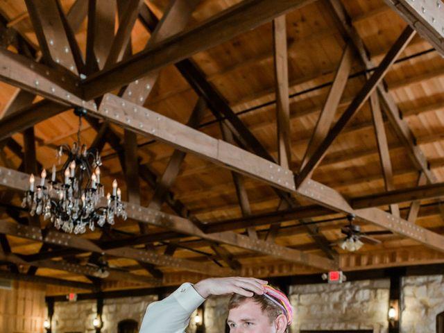 Sam and Kristen's Wedding in Magnolia, Texas 5