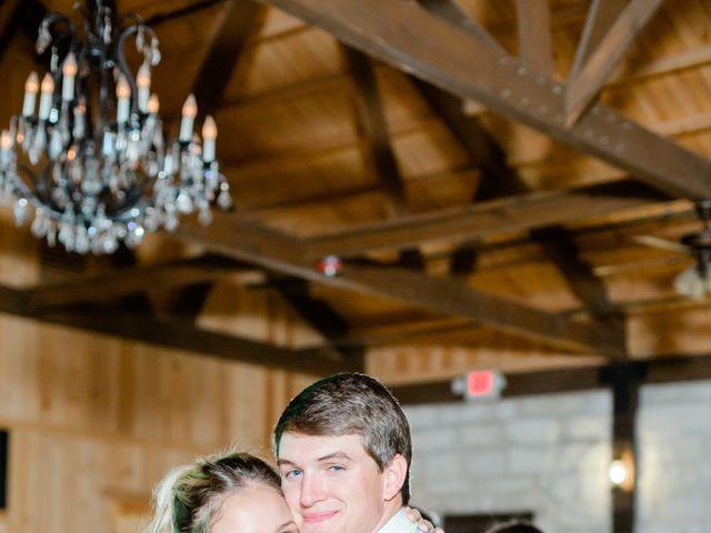 Sam and Kristen's Wedding in Magnolia, Texas 10
