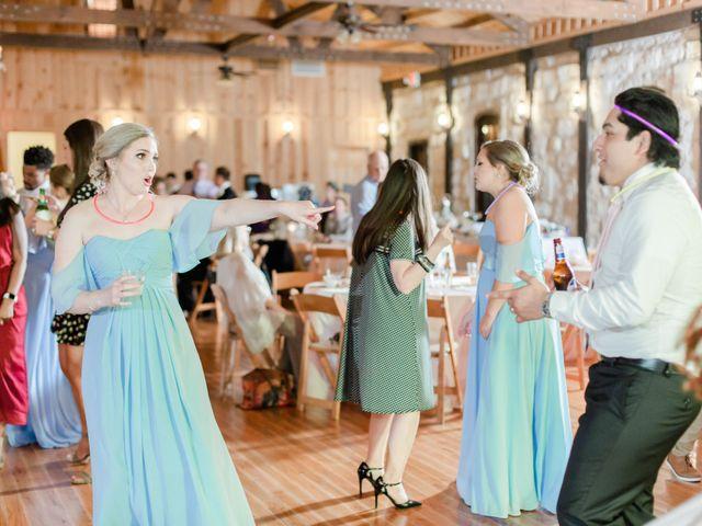 Sam and Kristen's Wedding in Magnolia, Texas 12