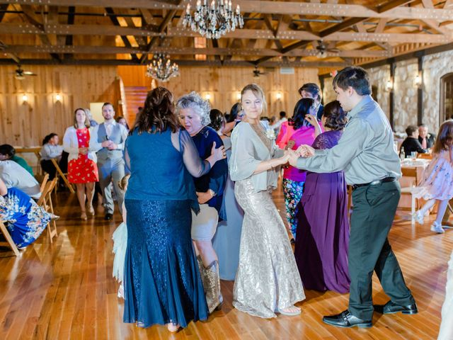 Sam and Kristen's Wedding in Magnolia, Texas 15