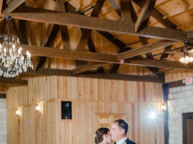 Sam and Kristen's Wedding in Magnolia, Texas 20