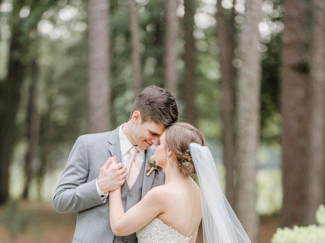 Sam and Kristen's Wedding in Magnolia, Texas 32
