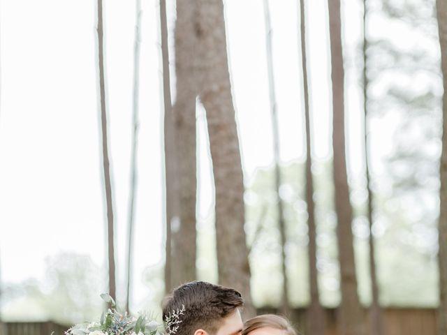 Sam and Kristen's Wedding in Magnolia, Texas 36