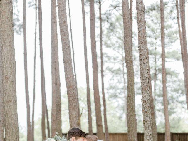 Sam and Kristen's Wedding in Magnolia, Texas 37