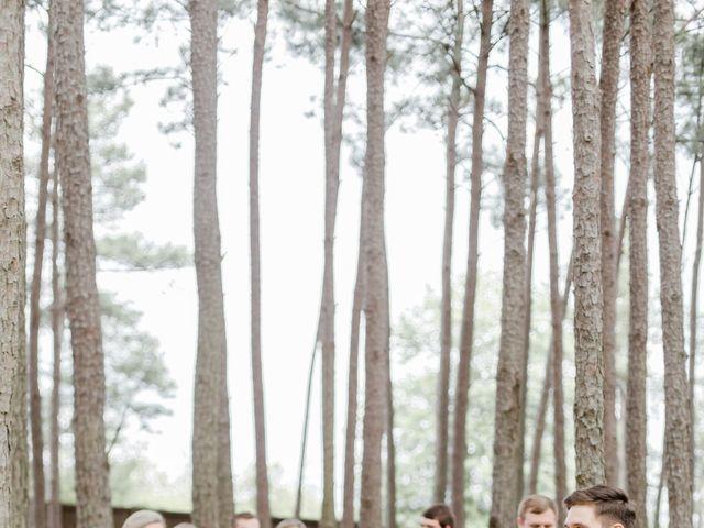 Sam and Kristen's Wedding in Magnolia, Texas 39