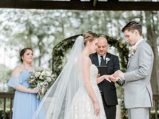 Sam and Kristen's Wedding in Magnolia, Texas 42