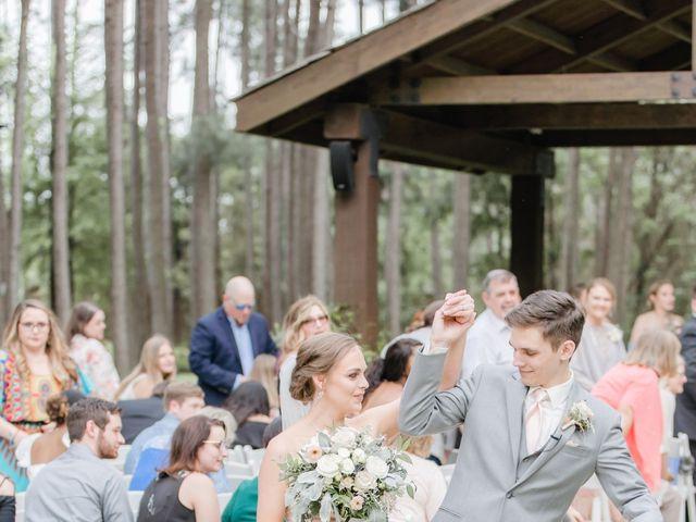 Sam and Kristen's Wedding in Magnolia, Texas 43