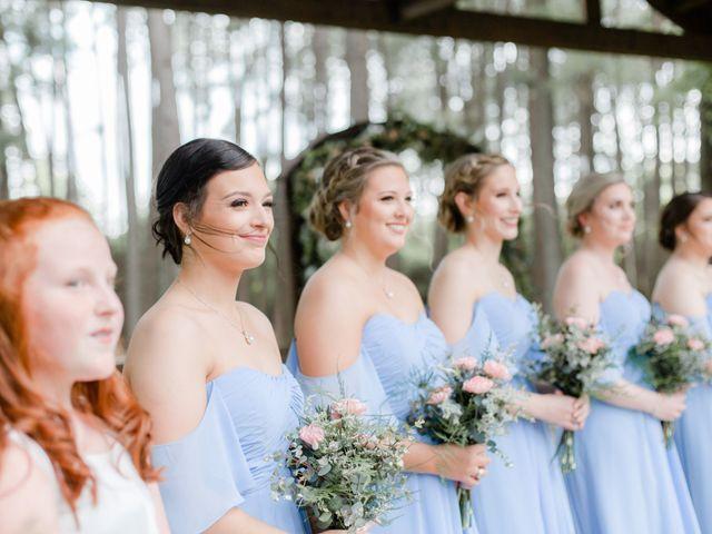 Sam and Kristen's Wedding in Magnolia, Texas 47