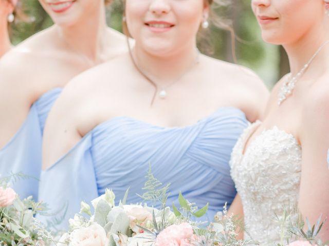 Sam and Kristen's Wedding in Magnolia, Texas 57