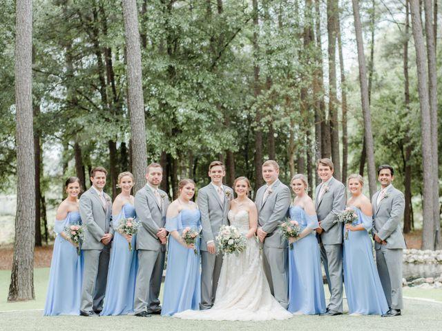 Sam and Kristen's Wedding in Magnolia, Texas 59