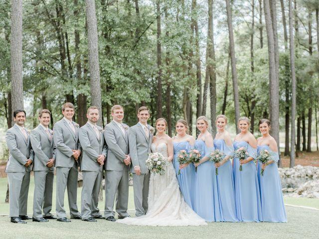 Sam and Kristen's Wedding in Magnolia, Texas 62