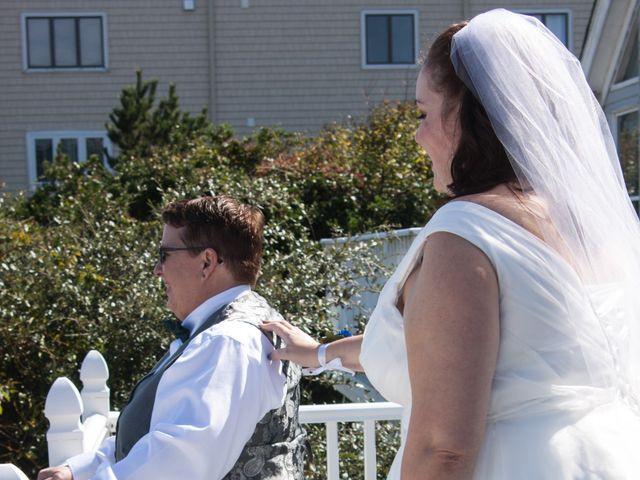 Kris and Ivy's Wedding in Norfolk, Virginia 3
