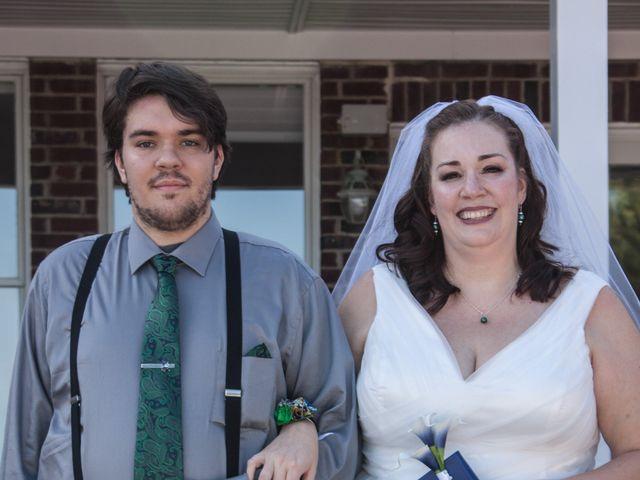 Kris and Ivy's Wedding in Norfolk, Virginia 7
