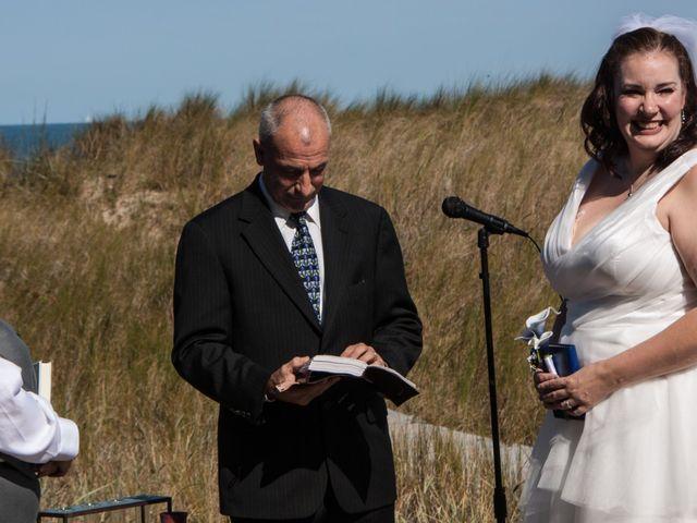 Kris and Ivy's Wedding in Norfolk, Virginia 8