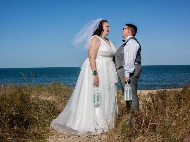 Kris and Ivy's Wedding in Norfolk, Virginia 12