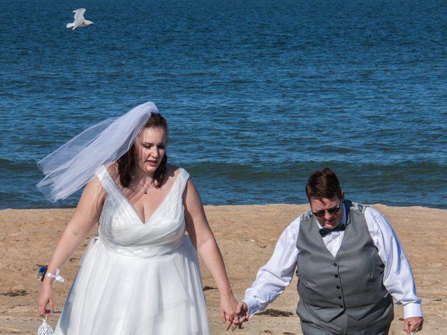 Kris and Ivy's Wedding in Norfolk, Virginia 13