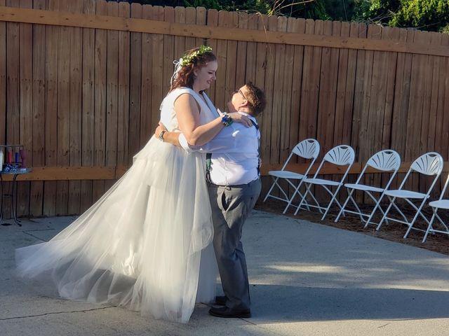 Kris and Ivy's Wedding in Norfolk, Virginia 15